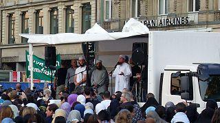 In Deutschland gibt es immer mehr Salafisten