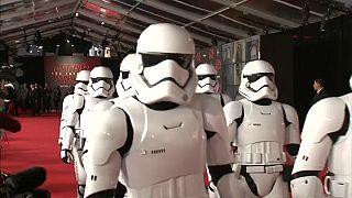 Marketing a raudales en el preestreno de Star Wars - Los últimos Jedi