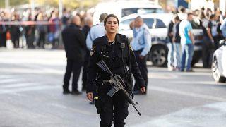 طعن إسرائيلي بمحطة الحافلات المركزية بالقدس