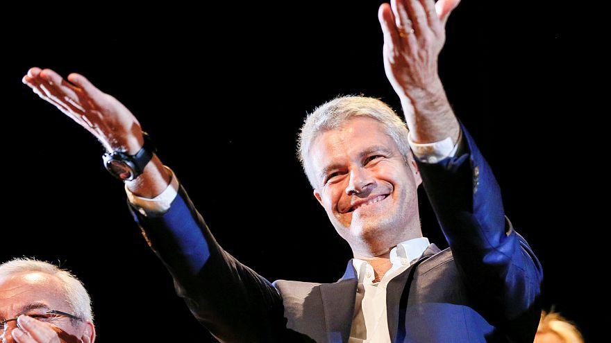 Laurent Wauquiez élu président des Républicains