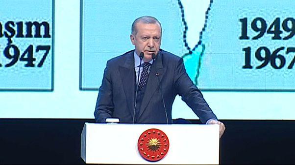 """Erdoğan: """"İsrail işgalci terör devletidir"""""""