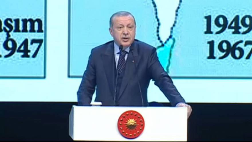 Στα όρια η κόντρα Τουρκίας - Ισραήλ