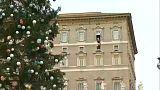 Papa: proteggere i diritti umani e l'ambiente