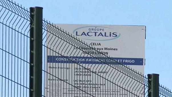 França retira do mercado leite infantil