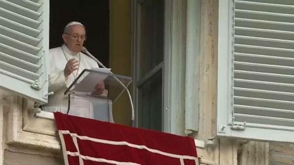 Ανήσυχος ο Πάπας Φραγκίσκος για της εξελίξεις στη Μέση Ανατολή