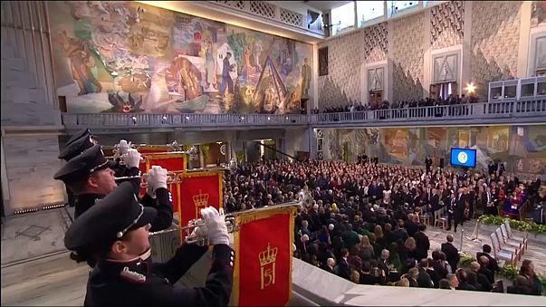 ICAN recebe Nobel da Paz em Oslo