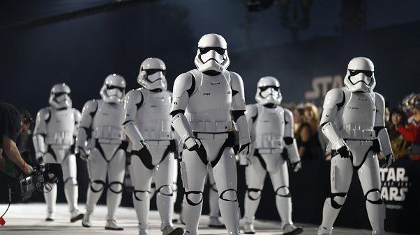 """Star Wars: gli """"Ultimi Jedi"""" passano da Los Angeles"""