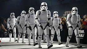 """""""Guerra das Estrelas: Os Últimos Jedi"""" já foi visto em LA"""