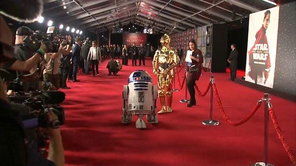 Yıldız Savaşları'nın yeni bölümü 'Son Jedi' beyaz perdede