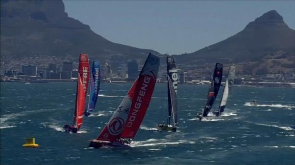 Volvo Ocean Race: Third leg begins