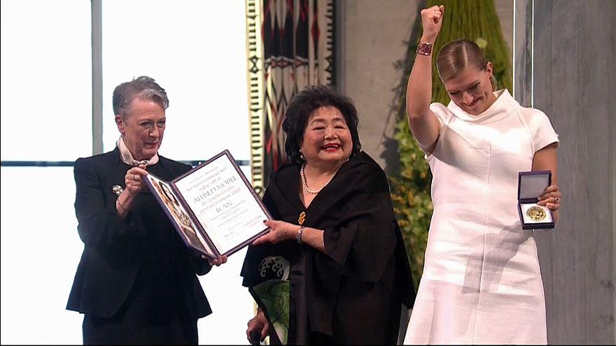 Nobel winner: nuclear destruction 'only one impulsive tantrum away'