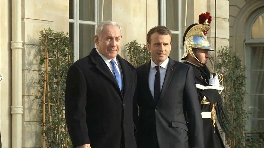 """Нетаньяху ждет от Макрона """"уважения"""""""