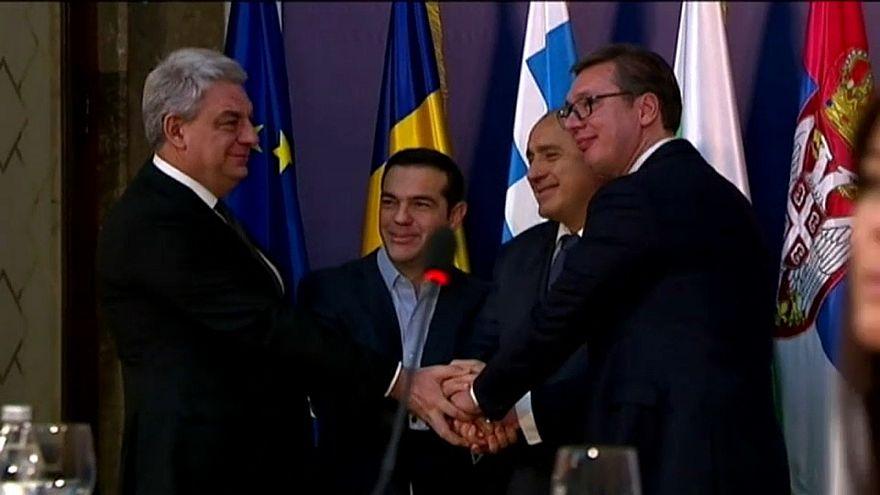 Balkan-Gipfel für EU-Mitgliedschaft Serbiens
