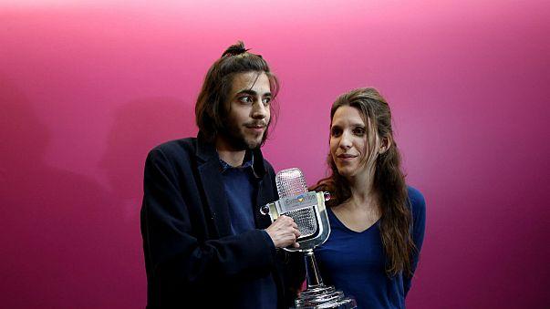 Portuguese Eurovision winner has successful heart transplant