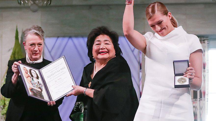 Nobel Barış Ödülü ICAN'e verildi