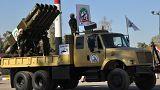 جشن پیروزی و رژه نیروهای مسلح در بغداد