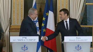 «Δύσκολη» η επίσκεψη Νετανιάχου στο Παρίσι