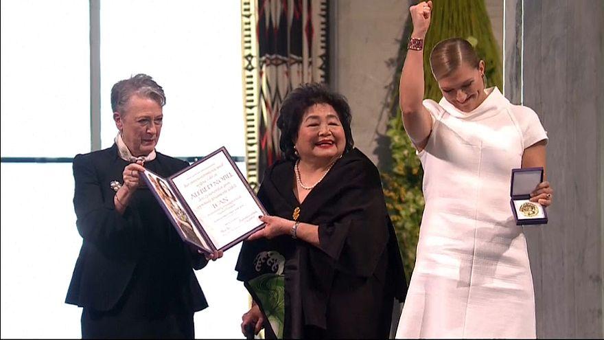 Anti-Atomwaffen-Kampagne Ican bekommt den Friedensnobelpreis