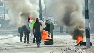 Utcai harcok Gázában