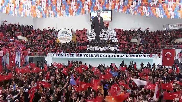 Эрдоган-Нетаньяху: война заявлений
