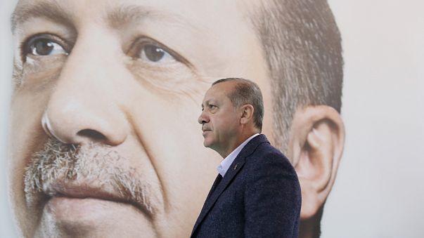 Erdogan calls Israel 'terrorist', Netanyahu hits back