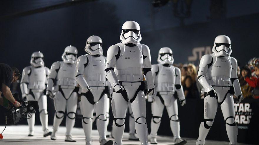 """Folle avant-première de """"Star Wars: Les derniers Jedi"""""""