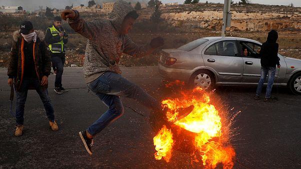 Νέες συγκρούσεις σε Δυτική Όχθη και Γάζα