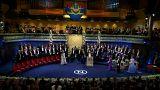 """""""Нобелевский день"""" в Осло и Стокгольме"""
