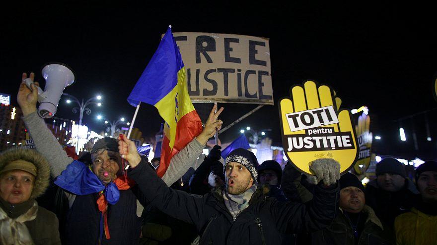 L'indépendance de la justice en jeu en Roumanie
