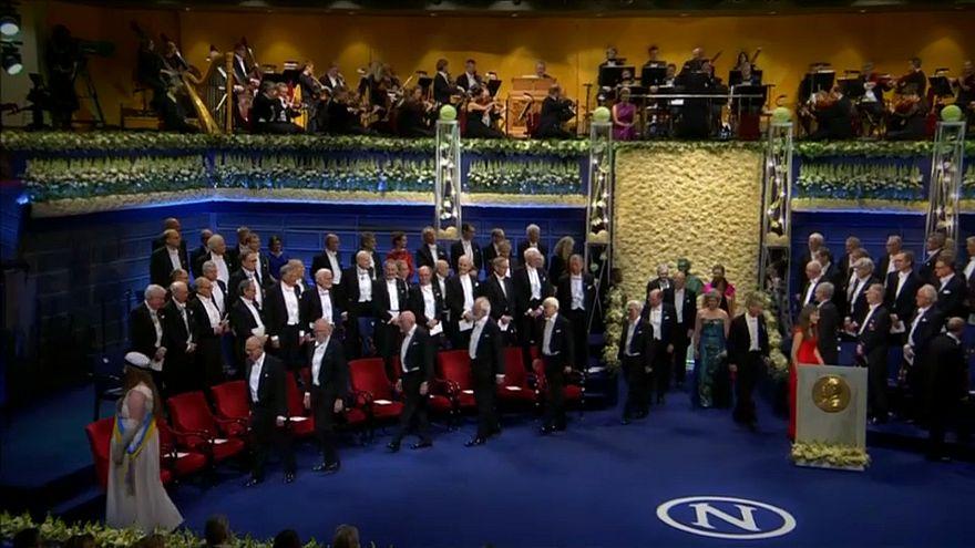 Prémios Nobel 2017 foram entregues em Oslo e Estocolmo