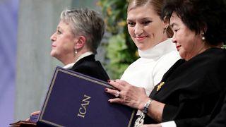 La soirée des prix Nobel