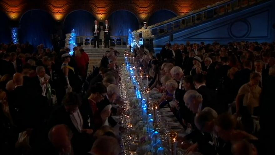 Banquet in honour of the 2017 Nobel Laureates