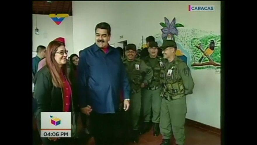 Оппозицию Венесуэлы лишили права выбора