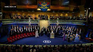 Nobel 2017 ödülleri sahiplerine verildi