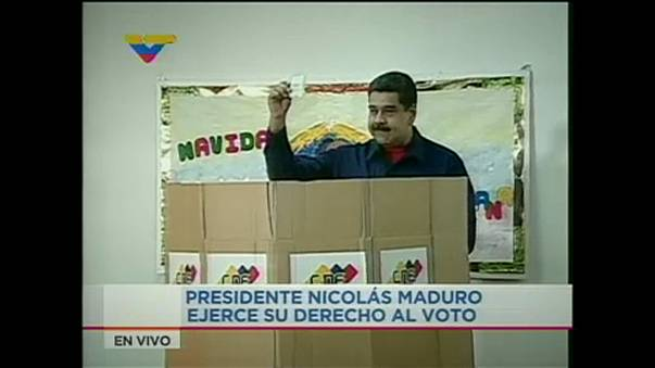 Választások Venezuelában