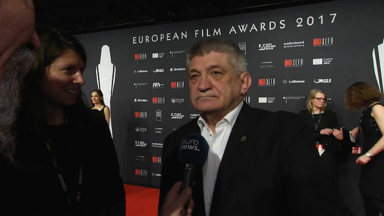 Европейская кинонаграда - у Александра Сокурова