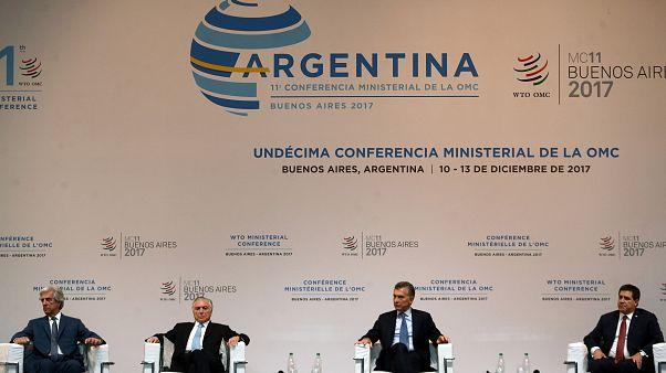 "WTO-Handelskonferenz in Buenos Aires: ""Komplexes Umfeld"""