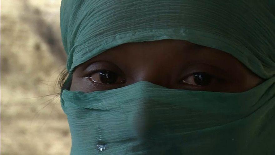 A dura realidade das mulheres rohingya