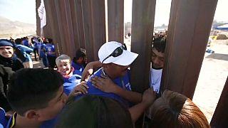 """La frontera que une y separa a los """"dreamers"""""""