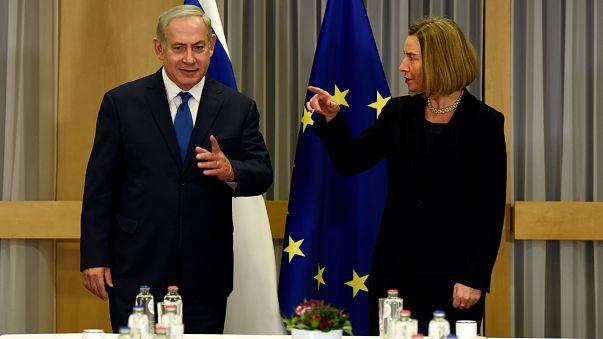 A discórdia entre Netanyahu e UE sobre Jerusalém