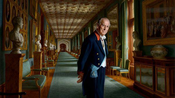 Το νέο πορτρέτο του πρίγκιπα Φίλιππου
