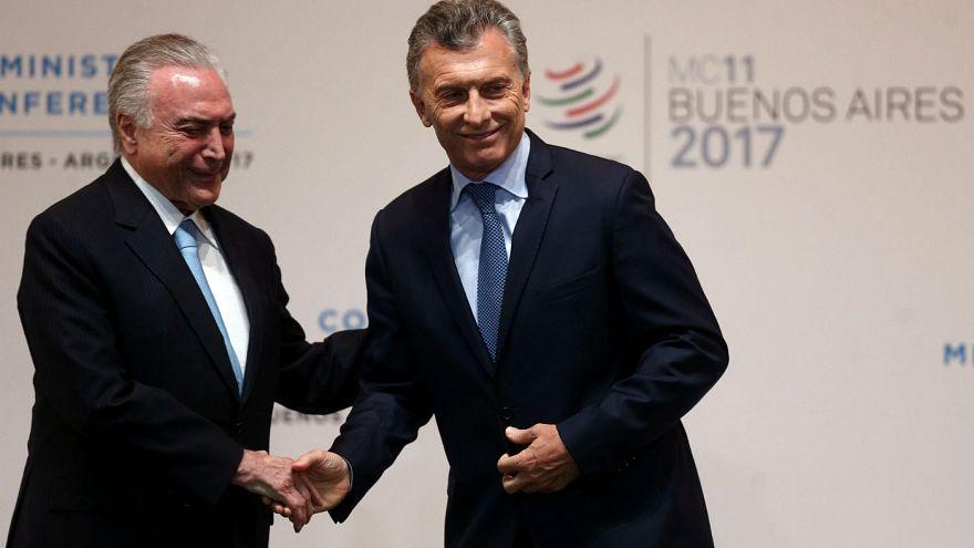 Στο Μπουένος Άιρες η 11η διάσκεψη του Παγκόσμιου Οργανισμού Εμπορίου