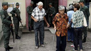 Eleições locais na Venezuela marcadas por fraca adesão às urnas
