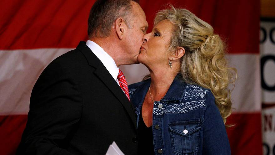 Why do white women support Roy Moore? View