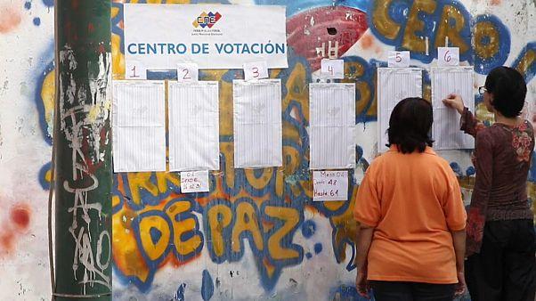 Venezuela: Yerel seçimleri hükümet yanlıları kazandı