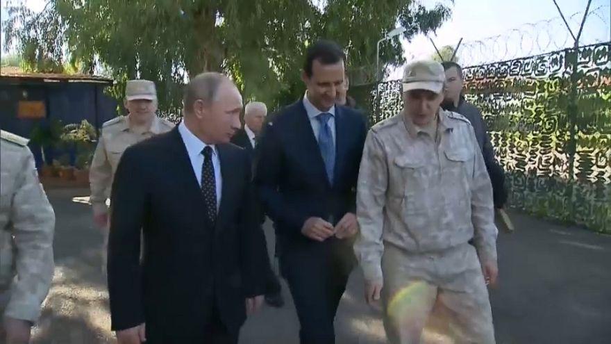 Siria, fine della missione: Putin ritira le truppe