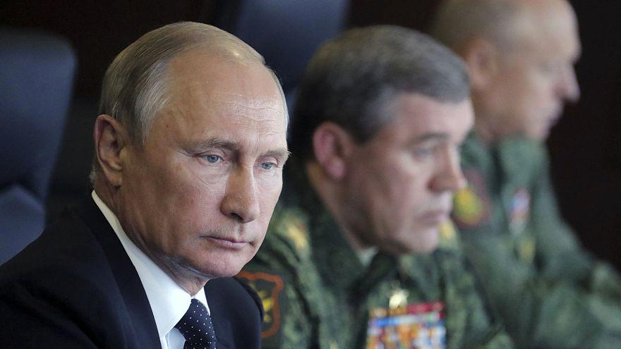 Φεύγει από τη Συρία ο ρωσικός στρατός