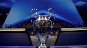 Sigue en directo el sorteo de la Champions League