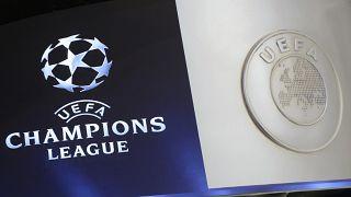 Il logo della UEFA Champions Legue