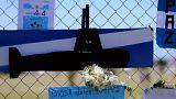 Немецкий след в гибели аргентинской подлодки
